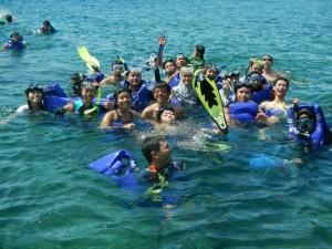 Snorkeling di Pulau Payung